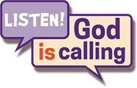 Listen! God is calling