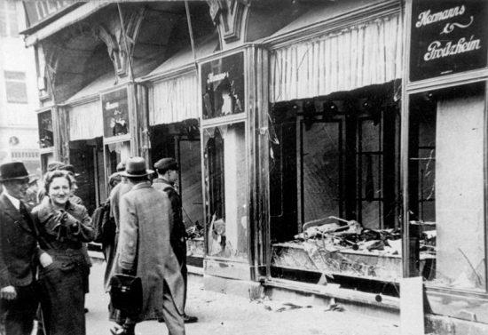 Kristallnacht 80th Anniversary